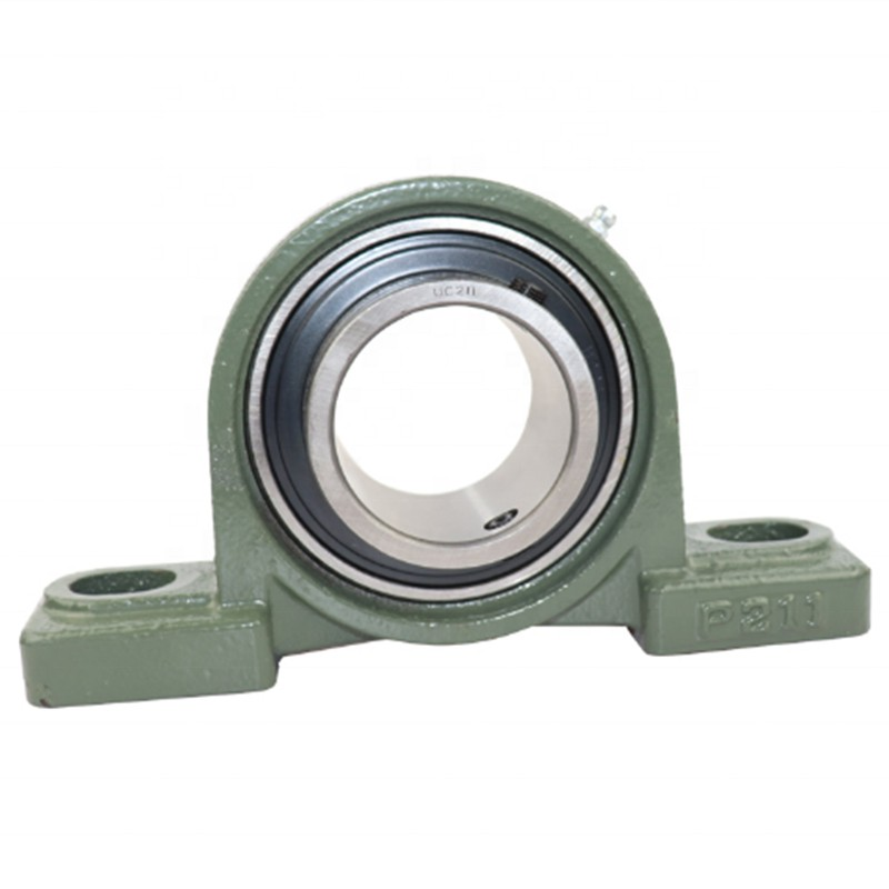 1.688 Inch | 42.875 Millimeter x 3.375 Inch | 85.725 Millimeter x 2.625 Inch | 66.675 Millimeter  DODGE P2B-DI-111RE  Pillow Block Bearings
