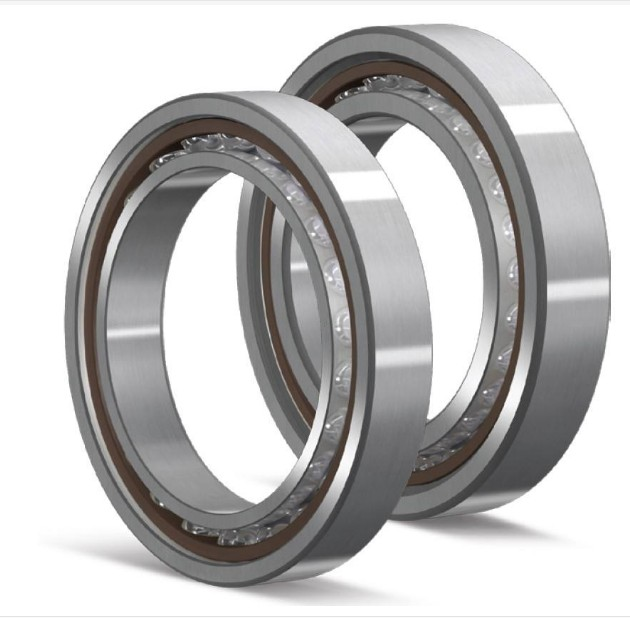 6 mm x 13 mm x 5 mm  SKF W 628/6-2RS1  Single Row Ball Bearings